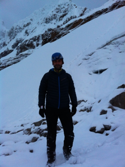 Otra toma en la entrada del glaciar.
