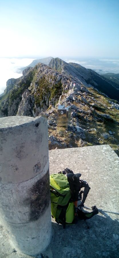 Cima de Aketegi (1.549 mts).