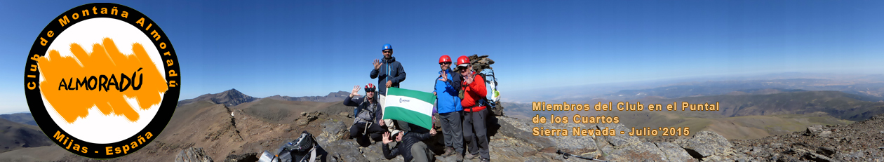 Club de Montaña Almoradu