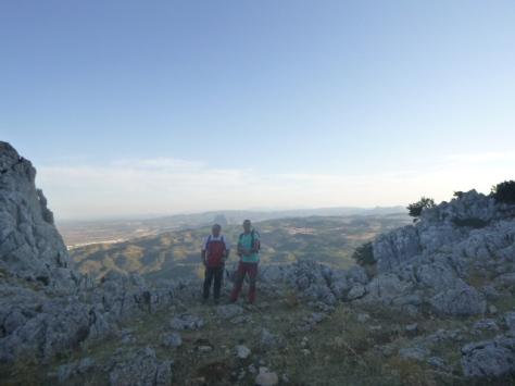 Otra foto de las vistas.
