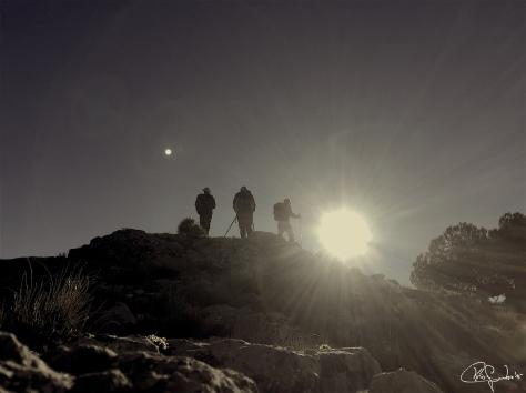 Ruta Cumbre Los Obispos y Revolcadores-Murcia 7-11-15...f17