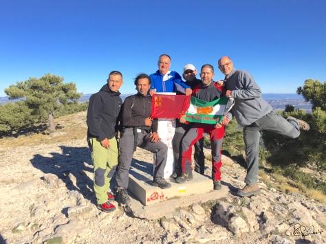 Ruta Cumbre Los Obispos y Revolcadores-Murcia 7-11-15...f30
