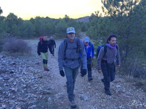 Ruta Cumbre Los Obispos y Revolcadores-Murcia 7-11-15...f4