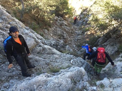 Ruta Cumbre Los Obispos y Revolcadores-Murcia 7-11-15...f42