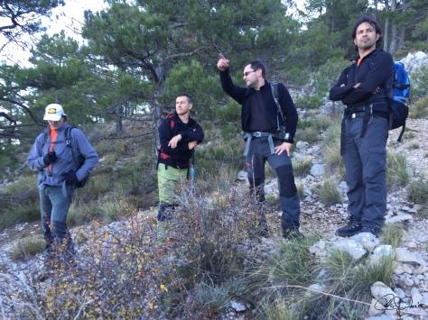 Ruta Cumbre Los Obispos y Revolcadores-Murcia 7-11-15...f7