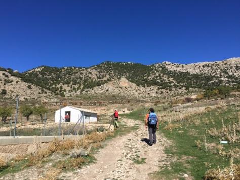 Ruta subida a La Atalaya-Albacete...f14