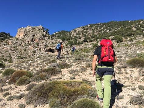 Ruta subida a La Atalaya-Albacete...f21