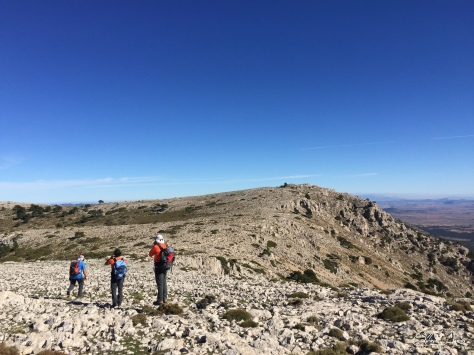Ruta subida a La Atalaya-Albacete...f40