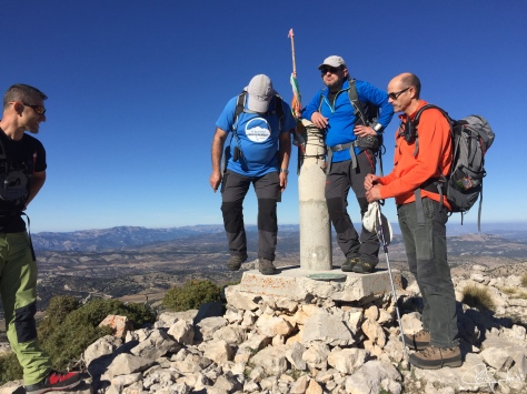 Ruta subida a La Atalaya-Albacete...f47