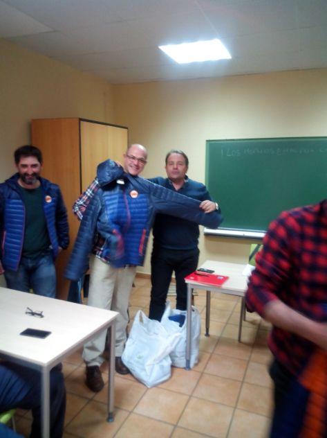 """Juan Llamas, Premio """"Ochomiles con Encanto"""""""