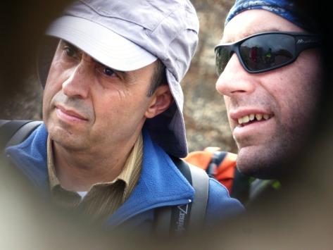 Jose Antonio y Javi.