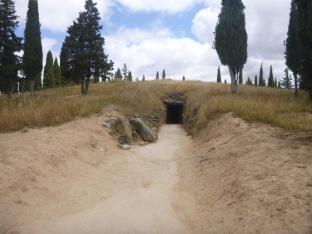 Dolmen del Romeral